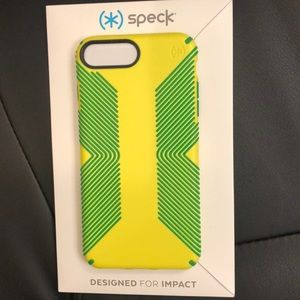 Speck case new in box. For iPhone 7+ or 8+
